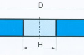 Površinsko brušenje ravnim brusnim pločama