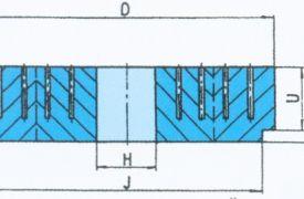 Brusne ploče za brušenje opruga