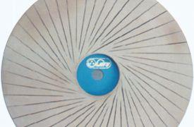 Dijamantska brusna ploča sa smolnim vezivom za površinsko brušenje stakla ili keramike